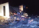 Marido coloca fogo em casa para matar a família e diz que foi pedido de líder religioso