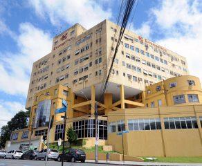 Hospital Evangélico procura informações sobre paciente internado sem identificação