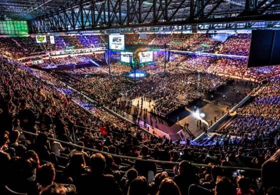 Curitiba pode receber UFC novamente