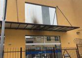 Fórum de São José dos Pinhais é alvo de bombas; dois homens são filmados jogando coquetéis molotov