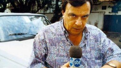 Foto de Morre Gil Gomes, o apresentador que marcou época no programa do SBT 'Aqui Agora'