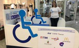 Shopping de Curitiba abraça projeto para pessoas com necessidades especiais