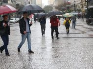 Em 15 dias, quantidade de chuva em Curitiba supera a média de outubro