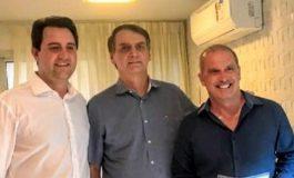 Ratinho Jr visita Bolsonaro e promete mobilizar aliados para apoiar candidato no PR