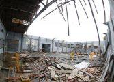 Temporais já deixaram estragos em 20 cidades e afetaram 3.376 pessoas no Paraná; previsão é de mais chuva