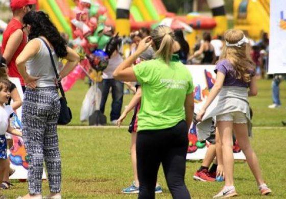 Rua da Cidadania do Pinheirinho terá festa para a criançada neste sábado
