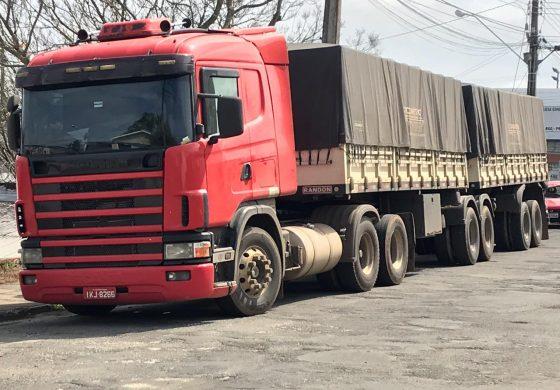 Polícia Civil localiza empresa que receptava cargas de soja roubadas