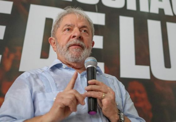 Lula pede união com Haddad e ataca imprensa e 'setores parciais do Judiciário'