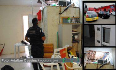 Ladrão invade Estúdio do Canal 23 e faz 'a limpa' nos equipamentos do local