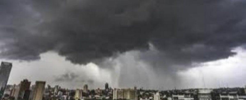Volta a chover a partir de quinta no Paraná; primeira região atingida é a de Curitiba