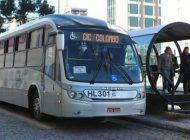 Motoristas e cobradores fazem passeata em Curitiba; horários de ônibus podem ser afetados nesta tarde