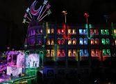 Curitiba tem estreias de atrações de Natal diárias nesta semana