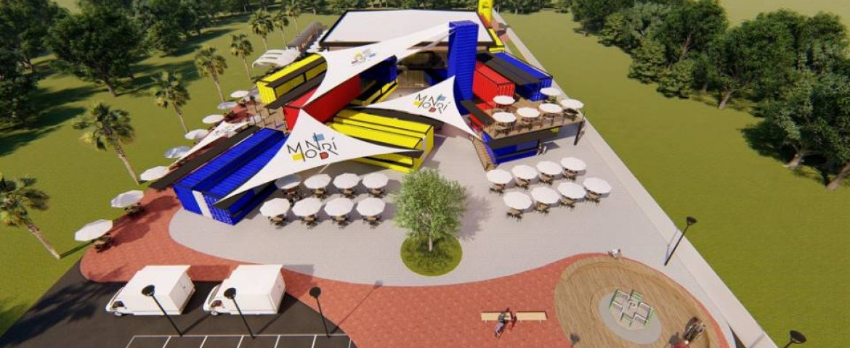 Primeiro polo gastronômico de São José dos Pinhais abre na próxima quinta-feira