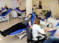 Projeto de lei pode dar prioridade para doadores de sangue em bancos e comércios