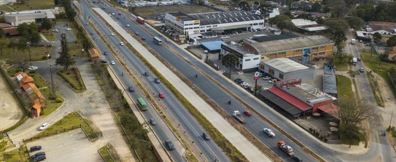 Linha Verde terá novo desvio a partir de segunda por causa de obras