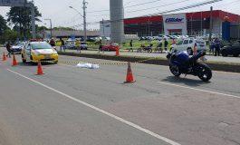 Jovem morre em acidente de moto na CIC