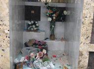 Dupla é presa após vandalizar 71 túmulos no Cemitério Água Verde