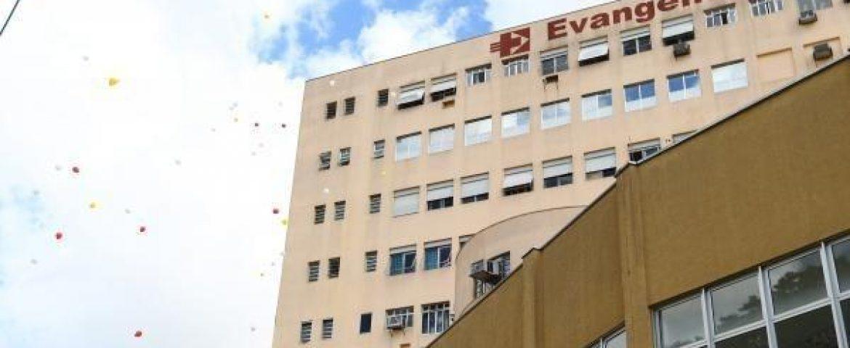 Justiça do Trabalho suspende leilão do Hospital Evangélico, vendido em setembro
