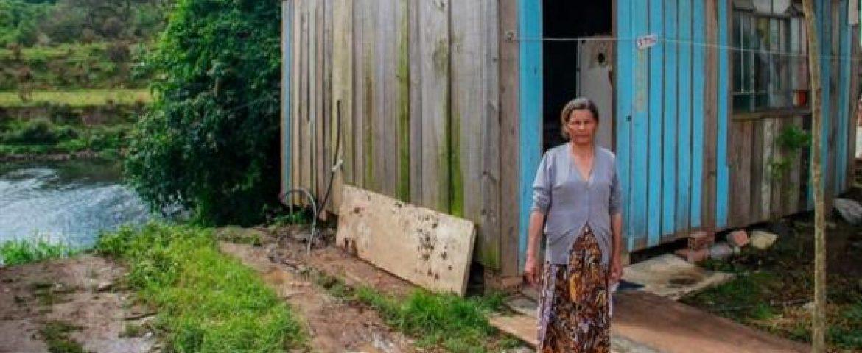 Prefeitura inicia remanejamento de famílias em áreas de risco na Caximba nesta sexta