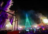 Natal de Curitiba recebe 615 mil pessoas e dobra número de visitantes