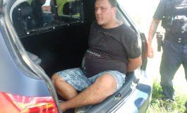 Guarda Municipal de Araucária prende suspeito de arrombar residências nos bairros Jardim Tropical e Passaúna