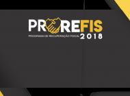 Prazo para o PROREFIS 2018 é prorrogado para 28 de dezembro