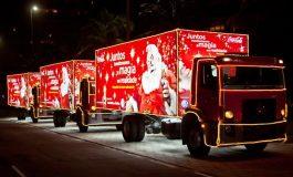 Curitiba vai receber a Caravana Iluminada da Coca-Cola. Veja roteiro