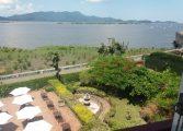 Antonina registra 57ºC de sensação térmica e tem a tarde mais quente do Paraná, diz Simepar