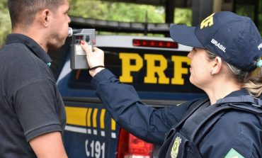 Blitz em Araucária flagra 23 motoristas dirigindo sob efeito de álcool