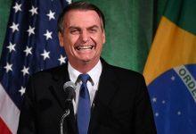 Foto de Bolsonaro diz que avalia reduzir para 4% imposto sobre produtos de TI