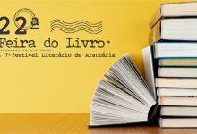 Foto de Vem aí a 22ª Feira do Livro e 7º Festival Literário de Araucária