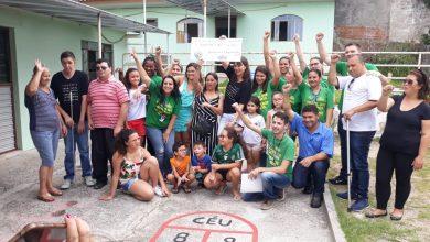 Foto de Havan Araucária entrega cheque de 42 mil reais a Associação de Deficientes Visuais