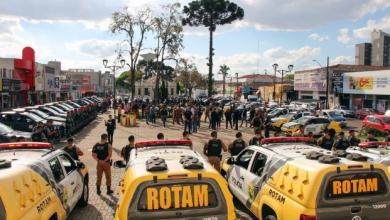"""Foto de Ações integradas ao projeto """"Em Frente Brasil"""" reduzem crimes em São José dos Pinhais"""