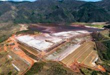 Foto de Vale de Ouro Preto evacua casas próximo a barragem que corre risco