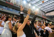 Foto de Estão abertas as inscrições para casamento coletivo na Arena