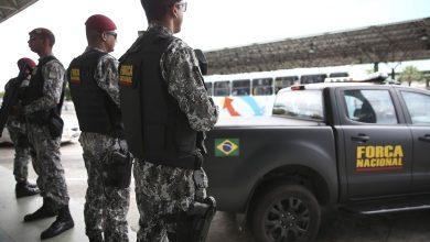 Foto de Ministério da Justiça prorroga presença da Força Nacional em cinco estados; entre eles o Paraná