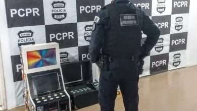 Foto de Proprietário de bar, em Araucária, descumpre decreto municipal de fechamento e acaba preso