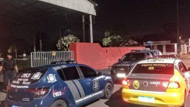 Foto de Rastreamento de veículo roubado leva GM até barracão de desmanche em Araucária