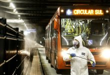 Foto de Prefeitura de Curitiba reforça limpeza dos 22 terminais da cidade