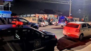 Foto de Guarda Municipal e Secretaria de Urbanismo notificam bares e tabacarias em Araucária