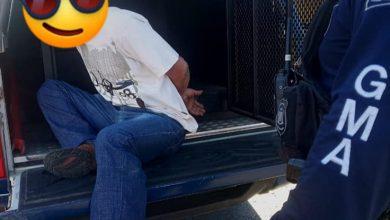 Foto de Homem é preso pela GMA por pilotar moto adulterada na contramão, alcoolizado e sem habilitação