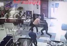 Foto de Laudo mostra trajetória do tiro que matou fiscal de loja em hipermercado de Araucária; acusação quer júri popular