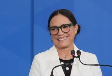 Foto de Regina Duarte deixa Secretaria Especial de Cultura