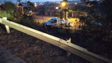 Foto de Ladrão faz armadilha pra assaltar no Contorno Sul e morre atropelado por van