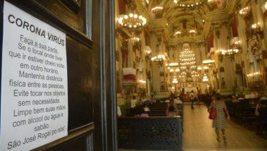 Foto de Saúde proíbe atividades presenciais em igrejas e templos de Curitiba e outras 133 cidades
