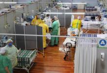 Foto de Brasil registra 1.071 mortes por covid-19 nas últimas 24 horas