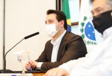 Foto de Governo do Paraná assina termo para produção de vacina contra Covid-19
