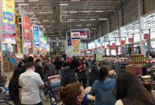 Foto de Supermercados de Curitiba se dividem entre os que cumprem lotação de 30% e os que parecem ignorar decreto