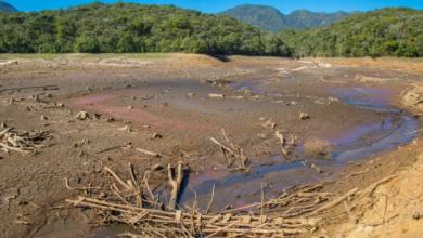 Foto de Com falta de chuva, Sanepar avalia rodízio de abastecimento mais rígido em Curitiba e região