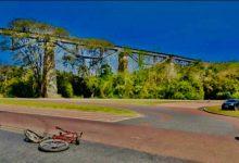 Foto de Ciclista morre atropelado por carreta-tanque na PR-423 em frente a Gerdau